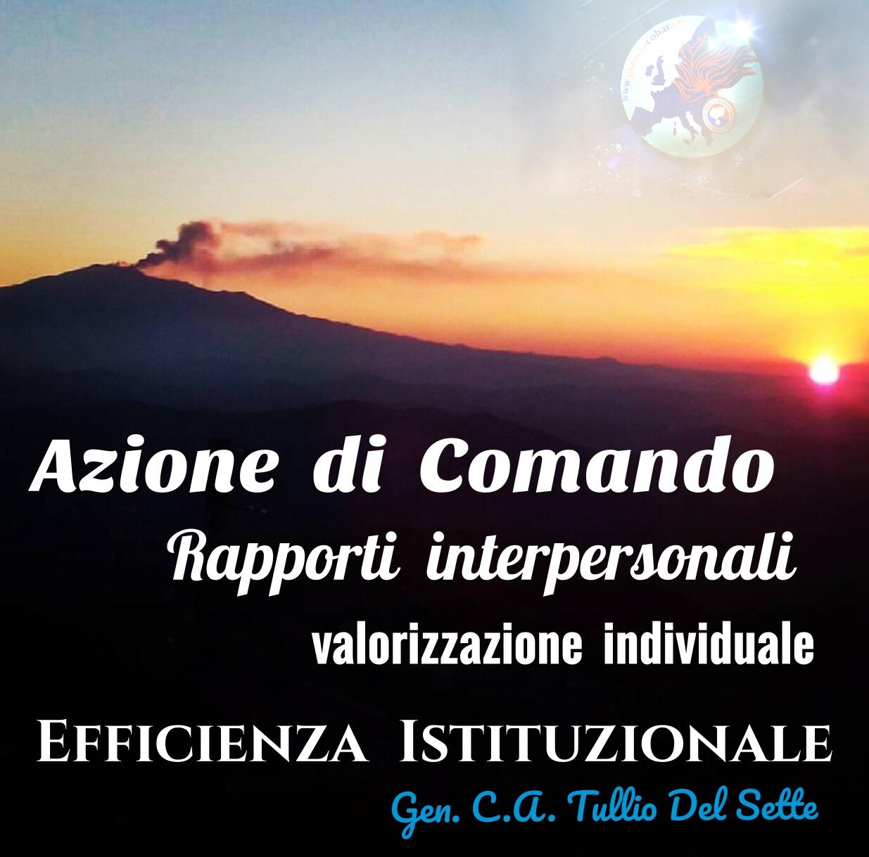 Disposizioni Circolari E Attivita Per I Carabinieri Pianeta Cobar