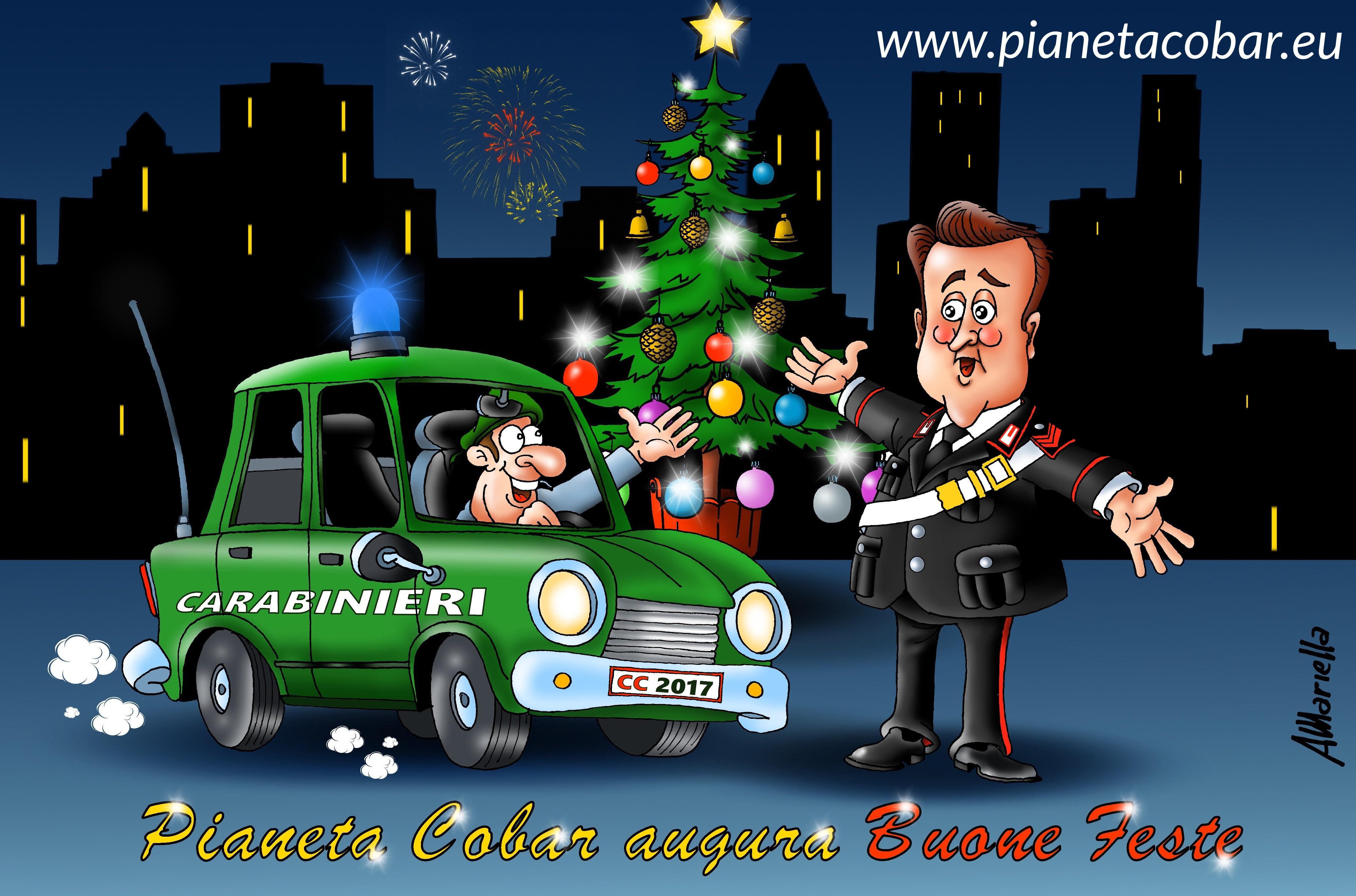 Buon Natale Famiglia.Buon Natale Ai Carabinieri D Italia Buon Natale A Chi In Divisa